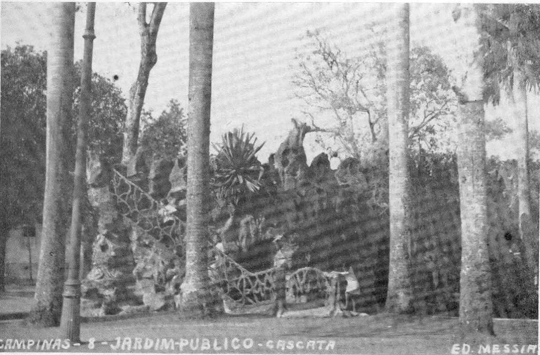 Praça Imprensa Fluminense, 1920.