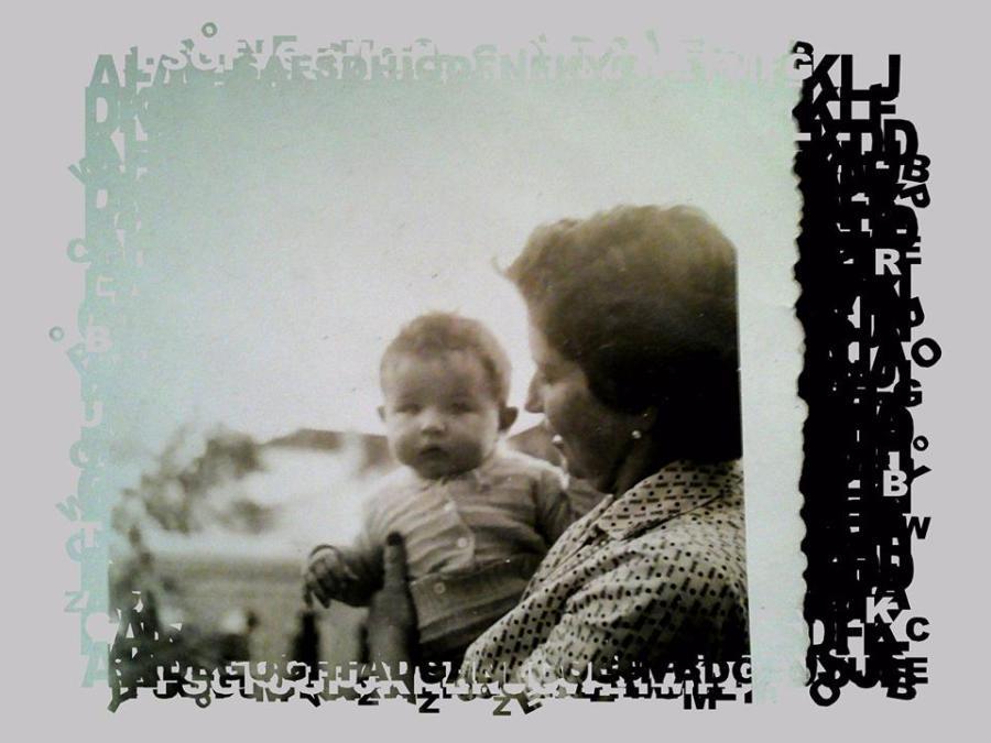 Marcello e Myriam Bonilha, em 05.1958.