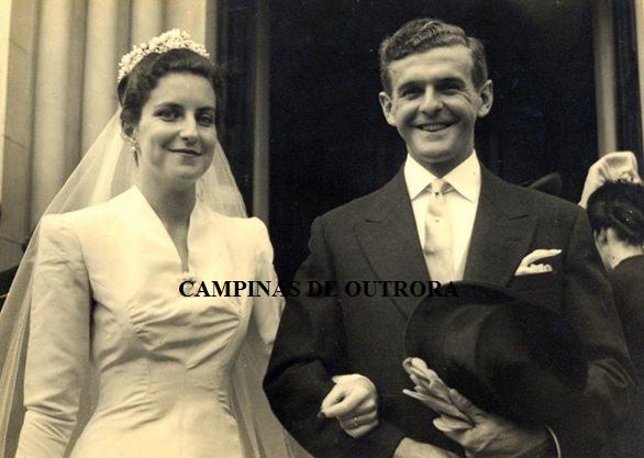 Myriam Martins Bonilha e Luiz Glycério Gracie de Freitas, em 21.12.1946