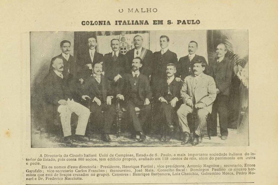 Casa de Saúde - 1911