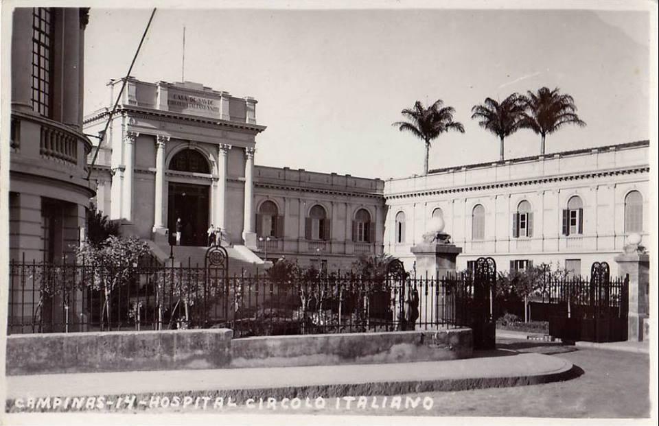 Casa de Saúde, década de 1920