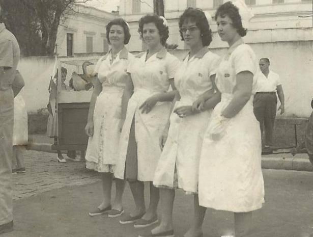 Casa de Saúde, década de 60.