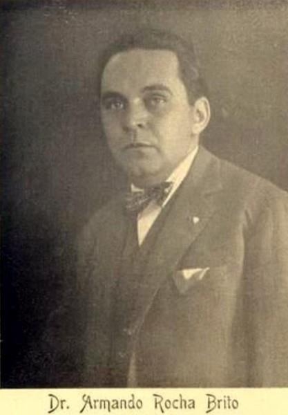 Dr. Armando Rocha Brito
