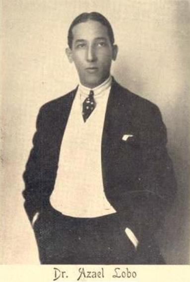 Dr. Azael Lobo.