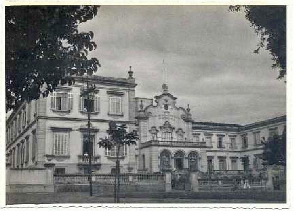 Hospital Beneficiência Portuguesa - 1957