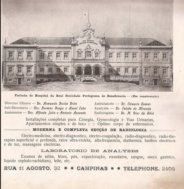 Hospital Beneficiência Portuguesa