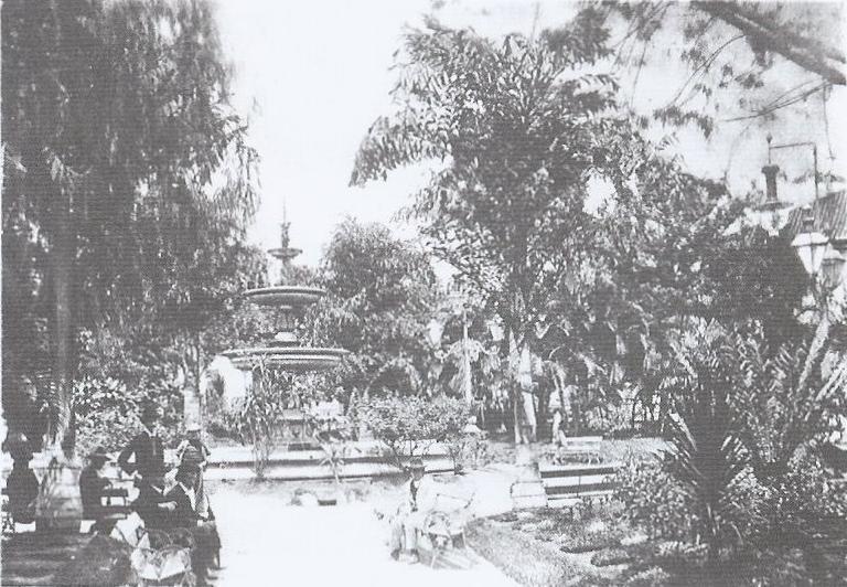 Largo do Rosario - Inicio de 1900