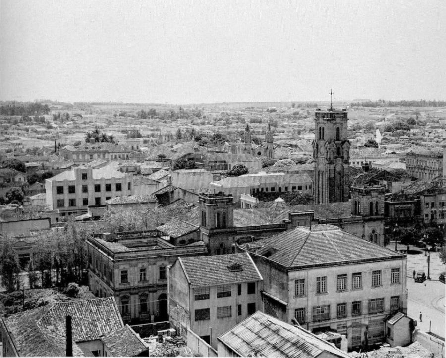 Largo do Rosário - 1936