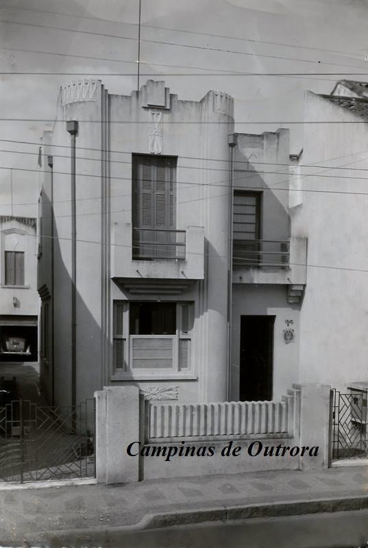 Casa na Rua Regente Feijó, 1210