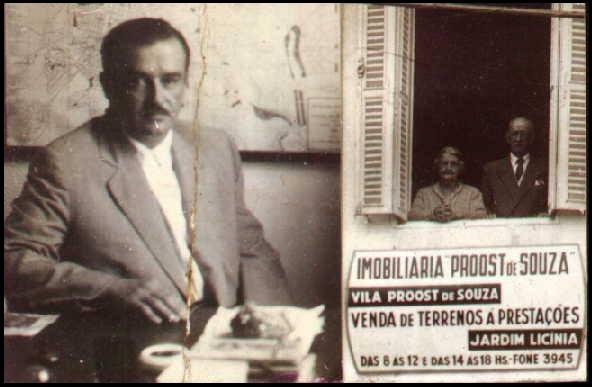 Jairo Teixeira e ao fundo os pais, Licínia e Targino.