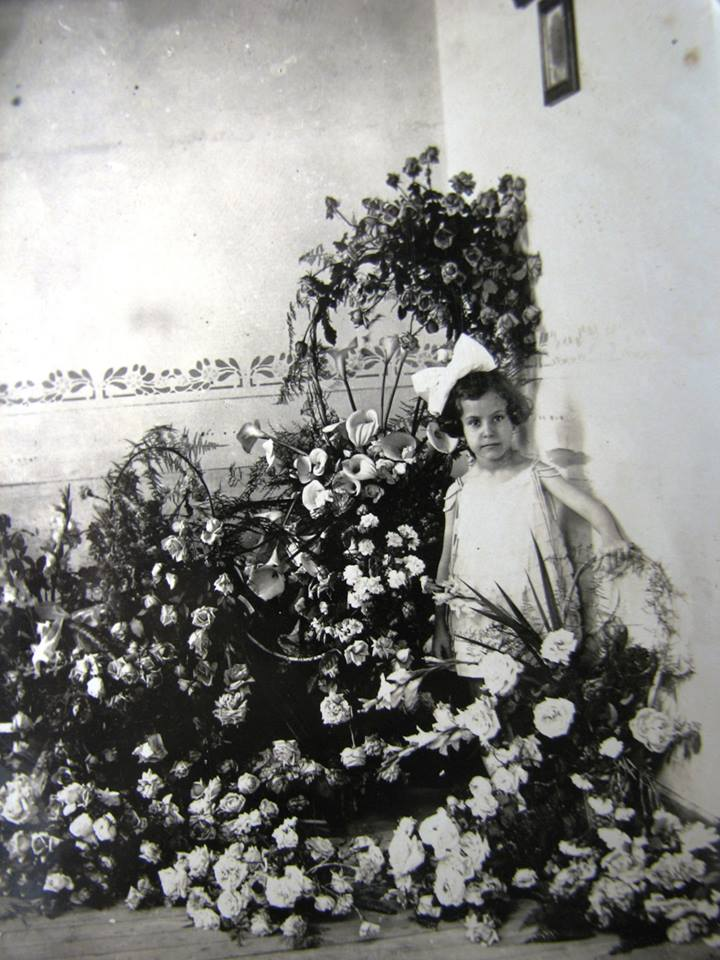 Jessy Braga, em 1922.