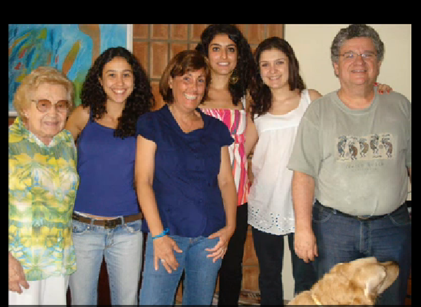 jessy com a family