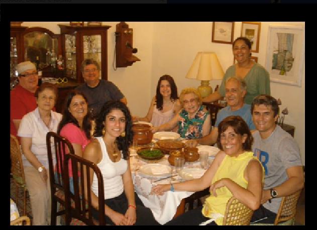 jessy e familia