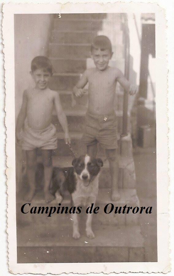 Jorge e Ciro Teixeira de Souza.