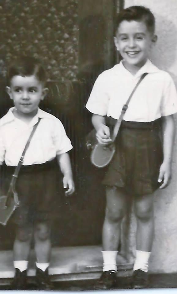 Jairo e Marcos.