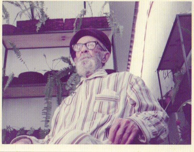 Seu pai, Targino Nogueira de Souza.
