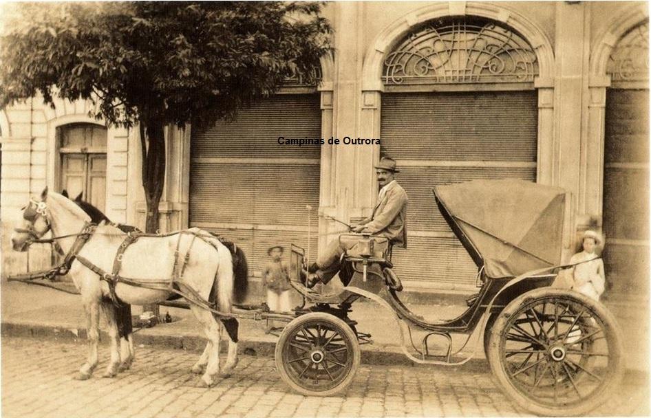 Campinas Hotel, em 1924