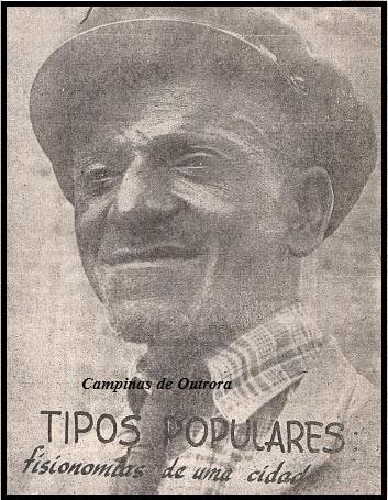 Dito Colarinho, em 1954.