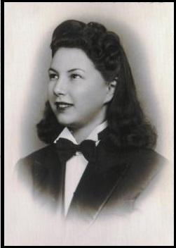 Maria Sylvia, em 1943.