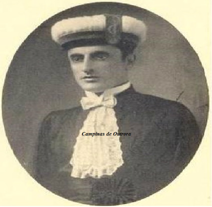 Dr. Ursaia, em 1929.