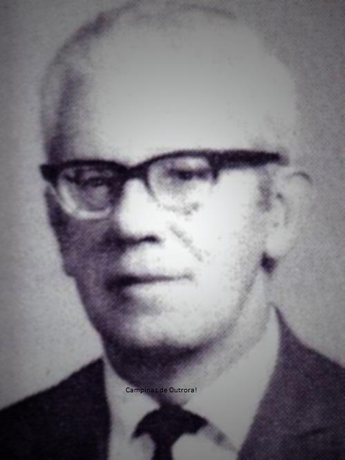 Álvaro Cotomacci, em 1964.