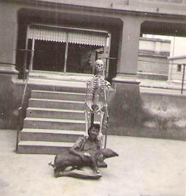 Dirce Cotomacci, em 1939