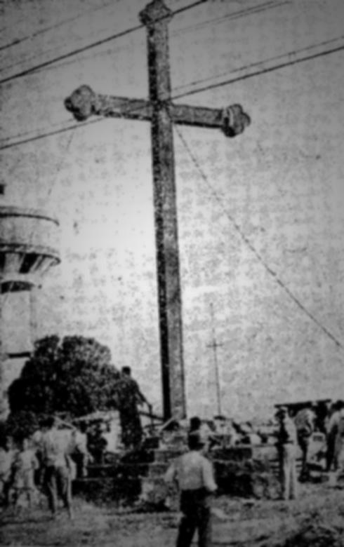Cruzeiro, em 1964. Acervo CEDOC - Correio Popular.