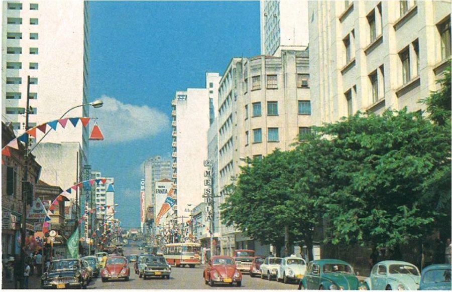 Avenida Campos Salles.