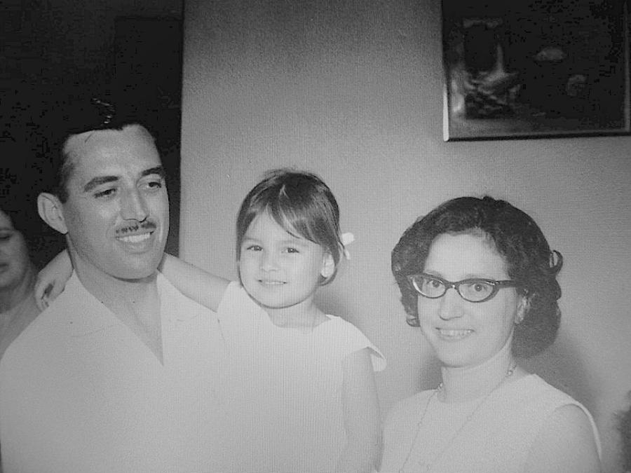 Lindenberg, Lisete e Ditinha.
