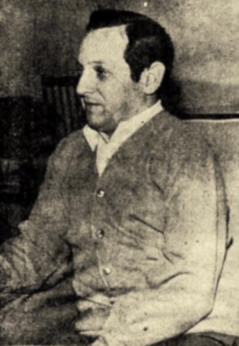 Padre Chiquinho, em 1970