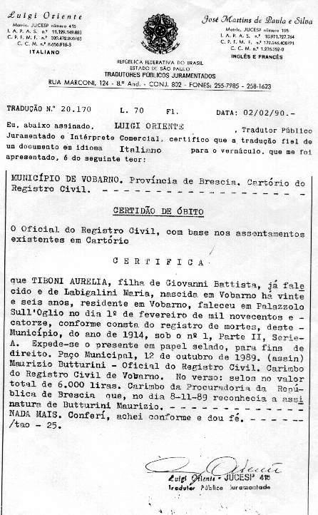 obitoaureliatiboni